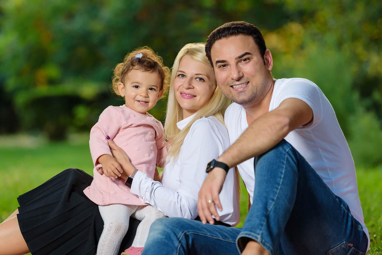 Ada, Ana Maria & Angel – O familie fericita!